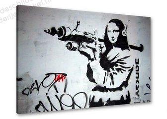 Banksy Schilderijen €47,-