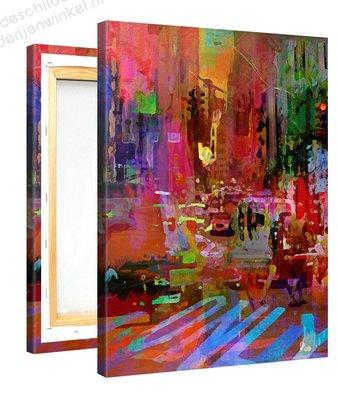 Schilderij Only (75x100cm) [Premium Collectie]