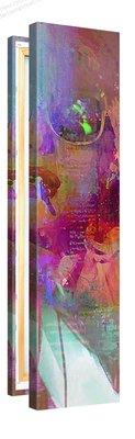 Schilderij Dolly Disco (30x120cm) [Premium Collectie]