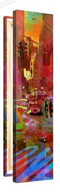 Schilderij Only (30x120cm) [Premium Collectie]