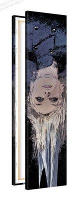 Schilderij Callgirl [MMFTP] (30x120cm)