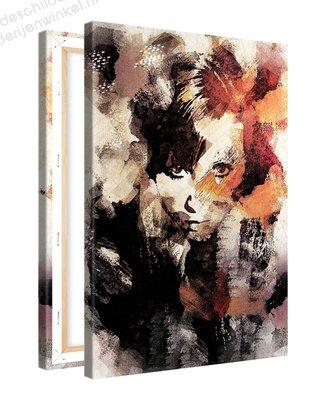 Schilderij Moderatie [MMFFTP] (40x60cm)