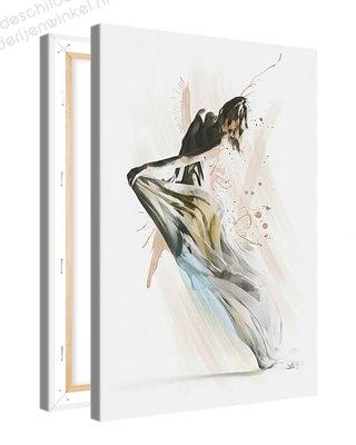 Schilderij Premieredag [MMFTP] (40x60cm)