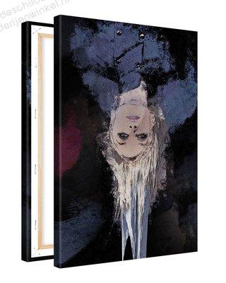 Schilderij Callgirl [MMFTP] (40x60cm)