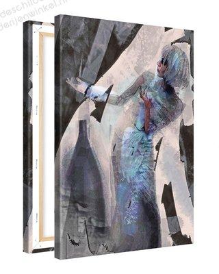 Schilderij Drapaat [MMFTP] (40x60cm)