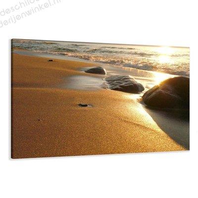 Schilderij Branding XL (120x80cm)