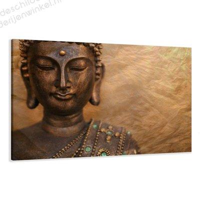 Schilderij Buddha XL (120x80cm)