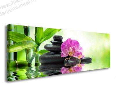 Schilderij Wellness Ovita (120x40cm)