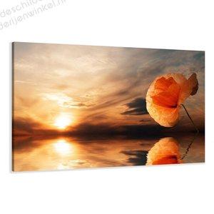 Schilderij Weerspiegeling XL (120x80cm)